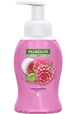 Palmolive 250 ml Magic Softness Raspberry vaahtonestesaippua