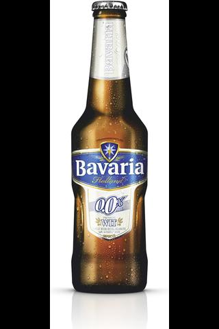 Bavaria 0,33l Wit 0,0% alkoholiton olut