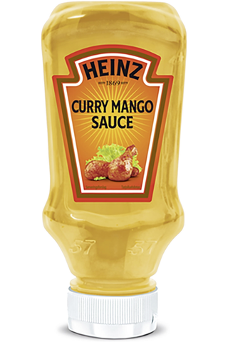 Heinz Curry Mango maustekastike 220ml/225g