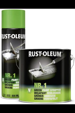 Rust-Oleum 750ml maalinpoistoaine NR1 väritön