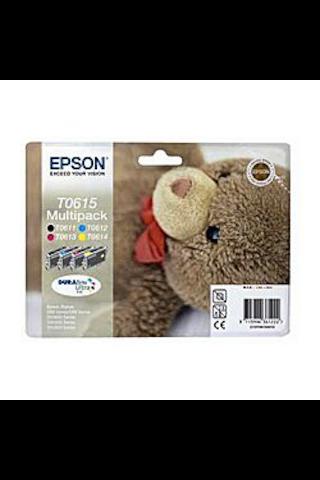 Epson T0615 4-väripakkaus