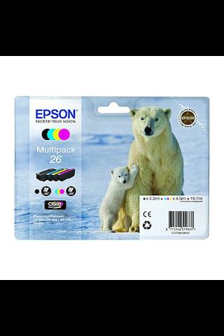 Epson 26 4-väripakkaus