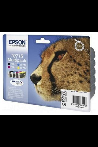 Epson T0715 moniväripakkaus T071-T074