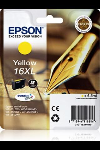 Epson 16Xl väripatruuna  Keltainen