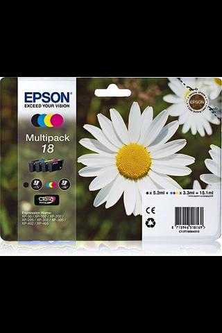 Epson 18 moniväripakkaus