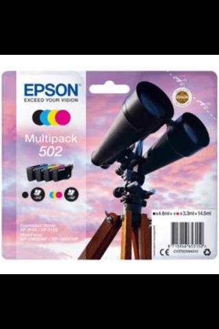 Epson 502 4-väripakkaus