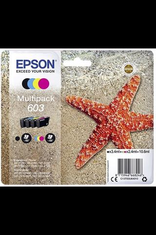 Epson 603 mustepatruuna multipack
