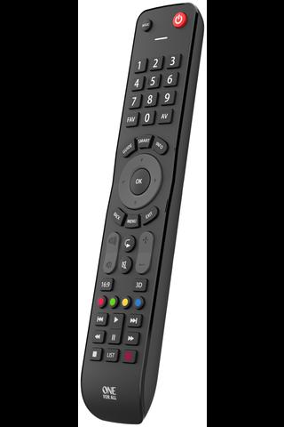 One For All Evolve 1 TV-yleiskaukosäädin