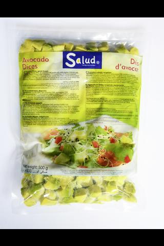 Salud Avokado kuutiot 500g