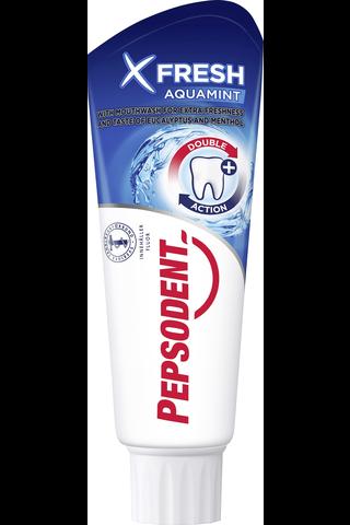 Pepsodent 75ml X-Fresh Aquamint hammastahna