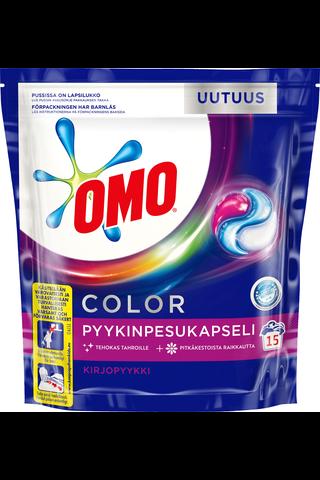 Omo 15 PC Color Pyykinpesuainekapseli