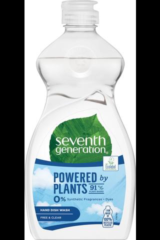Seventh Generation Tiskiaine Free & Clear 500 ml