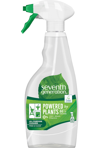 Seventh Generation 500ml Free & Clear yleispuhdistussuihke