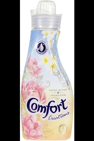Comfort Huuhteluaine Peony & Frangipani 750ml