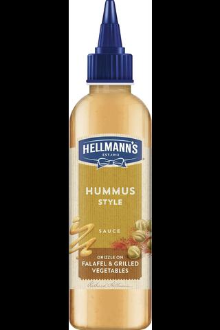 Hellmann's 215ml Street food -kastike Hummus