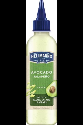 Hellmann's Street food -kastike Avocado 215 ml