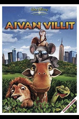 Dvd Aivan Villit