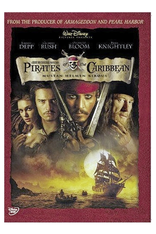 Dvd Pirates Of The Car 1