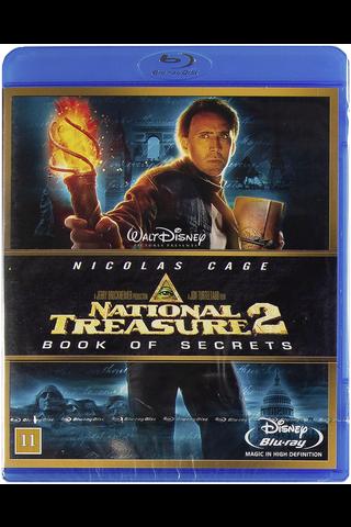 Bd National Treasure Bo
