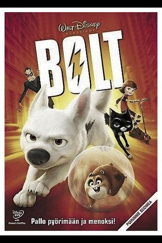 Dvd Bolt