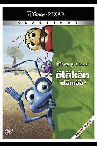 DVD Ötökän Elämää