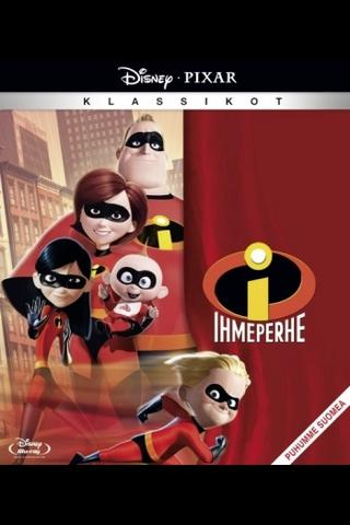 Blu-ray Ihmeperhe