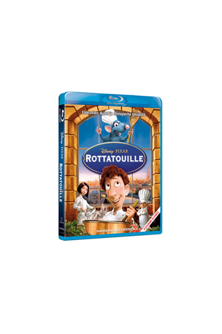 Blu-ray Rottatouille