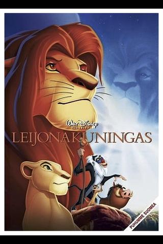 DVD Leijonakuningas