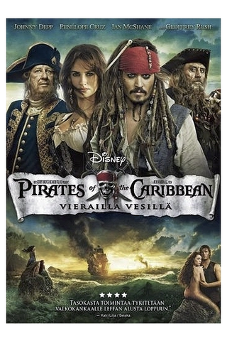 Dvd Pirates Of The Car 4