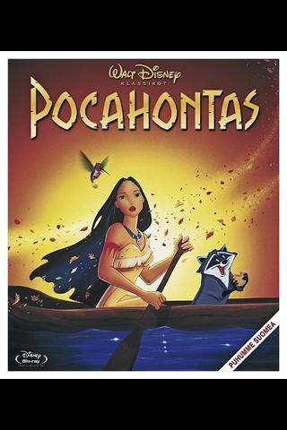 Blu-ray Pocahontas