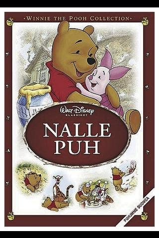Dvd Nalle Puh-Klassikko