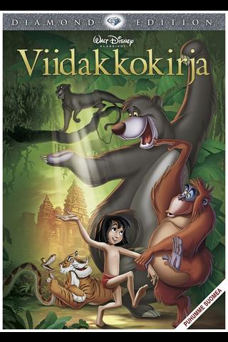 Dvd Viidakkokirja