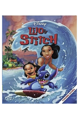 Bd Lilo & Stitch