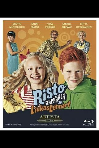 Bd Risto Räppääjä Liuka