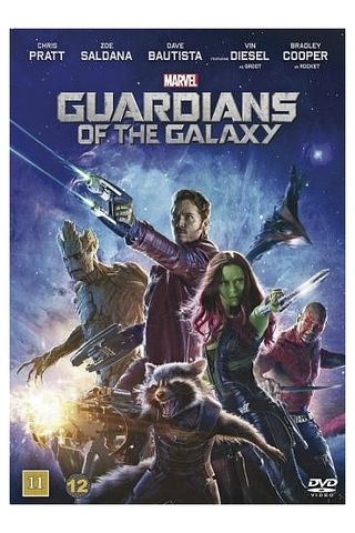 Dvd Guardians Of The Gal