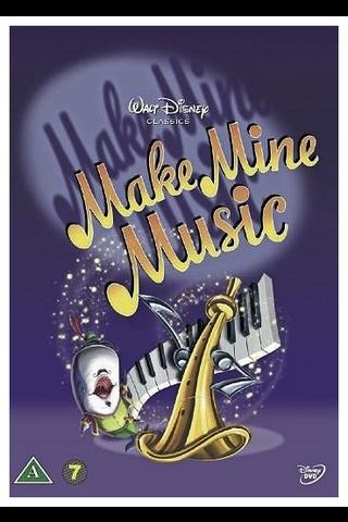 Dvd Make Mine Music