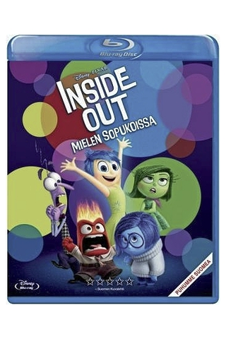 Blue-ray Disc Inside Out, Mielen sopukoissa