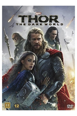 Dvd Thor Dark World