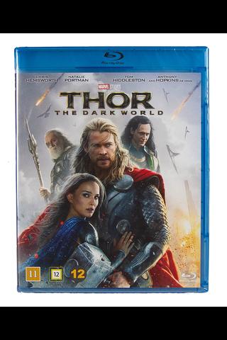 Bd Thor Dark World