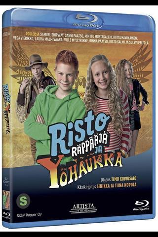 Bd Risto Räppääjä Yöhau