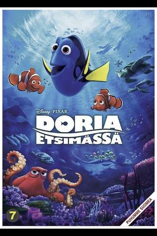 Dvd Doria Etsimässä