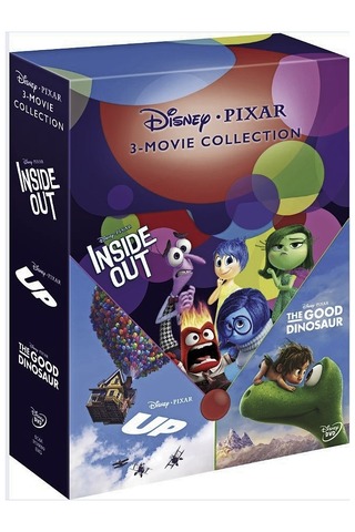 Dvd Amazing Worlds Box