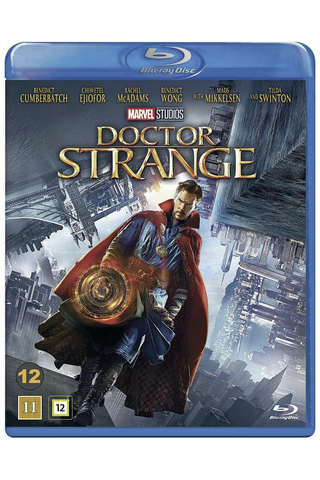 Bd doctor strange