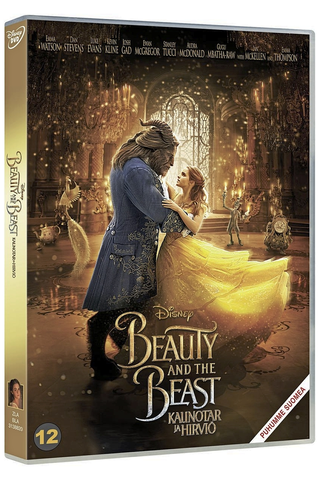Dvd Beauty & The Beast