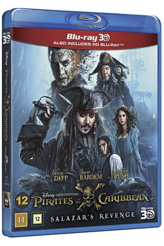 3D Pirates Of The Carib