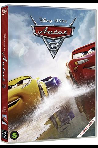 DVD Autot 3