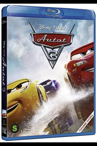Blu-ray Autot 3