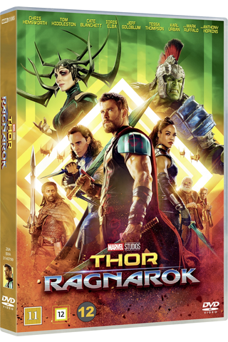 Dvd Thor Ragnarok
