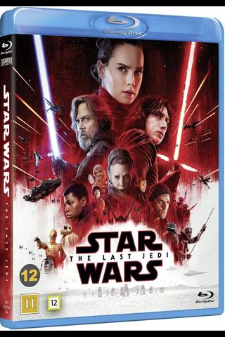 Blu-ray Star Wars The Last Jedi