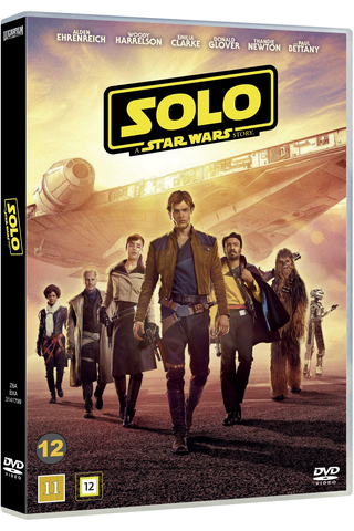 Dvd Star Wars Solo